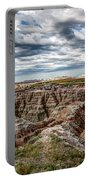 Scenic Badlands Portable Battery Charger