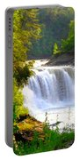 Scenic Falls Portable Battery Charger