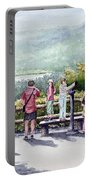Scenic Overlook Portable Battery Charger