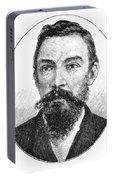Schalk Willem Burger (1852-1918) Portable Battery Charger