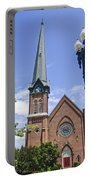Schenectady Bell Tower Portable Battery Charger