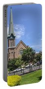Schenectady Steeple Portable Battery Charger