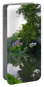 Schuylkill Canal Mont Clare Portable Battery Charger