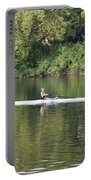 Schuylkill Rower Portable Battery Charger