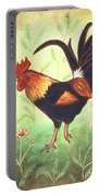Scooter The Rooster Portable Battery Charger