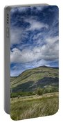 Scotland Loch Awe Mountain Landscape Portable Battery Charger