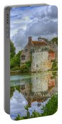 Scotney Castle Reflections Portable Battery Charger