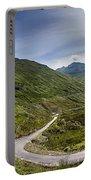 Scottish Highlands Landscape Portable Battery Charger