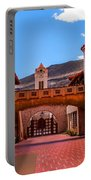 Scotty's Castle Courtyard Portable Battery Charger