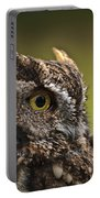 Screech Owl 1 Portable Battery Charger