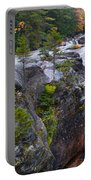 Screw Auger Falls Portable Battery Charger
