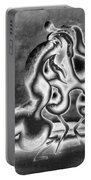 Sculpture Of Passion Portable Battery Charger