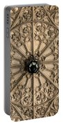 Sculptured Ceiling 1 Portable Battery Charger