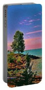 Sea And Tree Portable Battery Charger