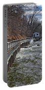 Sea Cliff Walk Portable Battery Charger