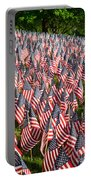 Sea Of Flags Portable Battery Charger