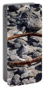 Sea Of Galilee Shoreline At Tabgha Portable Battery Charger