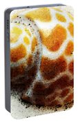 Sea Shell Beach Painting Art Portable Battery Charger