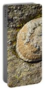 Sea Shell Rock Portable Battery Charger