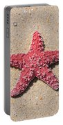 Sea Star - Red Portable Battery Charger