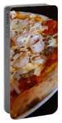 Seafood Pizza Portable Battery Charger