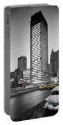 Seagram Building Portable Battery Charger