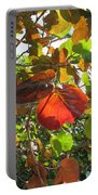 Seagrape Leaves Portable Battery Charger