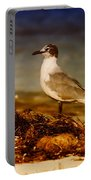 Seagull At The Keys Portable Battery Charger