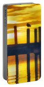 Seagull Sunset Portable Battery Charger