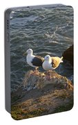 Seagulls Aka Pismo Poopers Portable Battery Charger