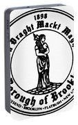 Seal Of Brooklyn Portable Battery Charger