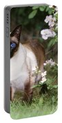 Seal Point Siamese Cat Portable Battery Charger
