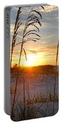 Seaoats Sunrise Portable Battery Charger