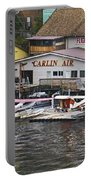 Seaplane Parking Portable Battery Charger