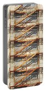 Sears Crosstown Fire Escape Memphis Tn Portable Battery Charger