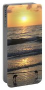 Seascape Delight Portable Battery Charger