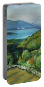 Seascape From Kavran Portable Battery Charger