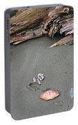 Seashells On The Seashore II Portable Battery Charger