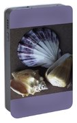 Seashells Spectacular No 30 Portable Battery Charger