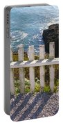 Seaside Fence Portable Battery Charger
