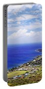 Seaside Resort Portable Battery Charger