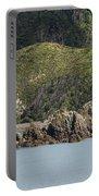 Seaside Rocks Portable Battery Charger
