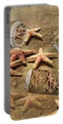 Seastar Large Banner Portable Battery Charger by Betsy Knapp