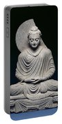 Seated Buddha Portable Battery Charger