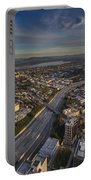 Seattle And Rainier Golden Light Portable Battery Charger