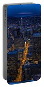 Seattle Christmas Portable Battery Charger