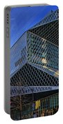 Seattle Library Portable Battery Charger