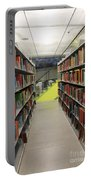 Seattle Public Library Portable Battery Charger