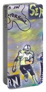 Seattle Seahawks 3 Portable Battery Charger