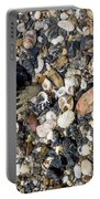 Seaweed And Shells Portable Battery Charger